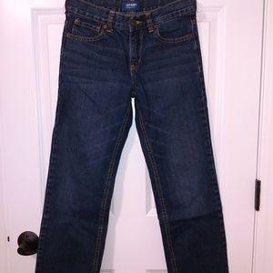 Boys Denim (2 pair) Straight Fit - 12 Regular